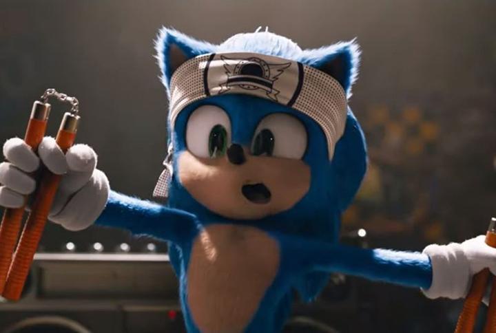 Gişe rekorları kıran Sonic filmi erkenden internete geliyor