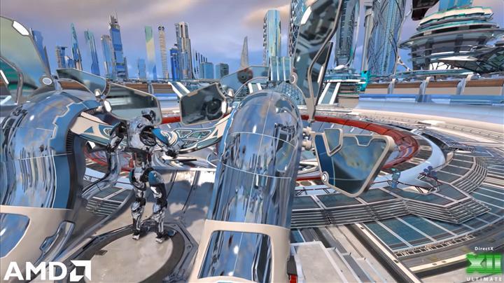 Microsoft ve AMD en iyi DirectX 12 Ultimate için iş birliği yapıyor