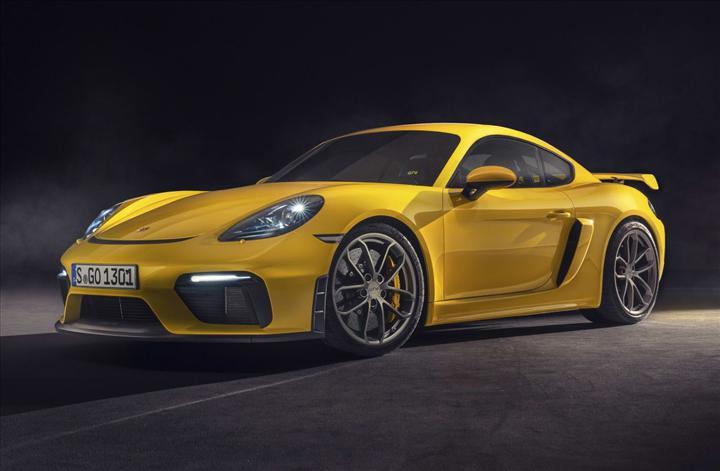 Tamamen elektrikli Porsche Macan'ın üretim tarihi açıklandı