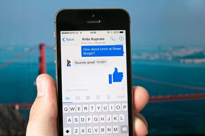 Facebook Messenger kullanıcıları artık bir mesajı beşten fazla kişiye iletemeyecek