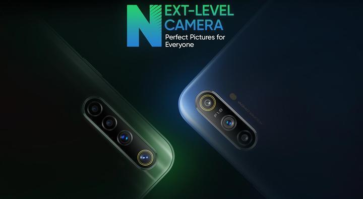 Realme Narzo 10, yapay zeka destekli 48MP kamerayla gelecek