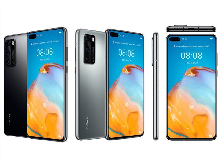 Huawei P40 serisi özel bir görsel yonga ile gelebilir