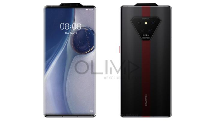 Huawei P40 Pro duyurulmadan Mate 40 Pro tasarımı ortaya çıktı