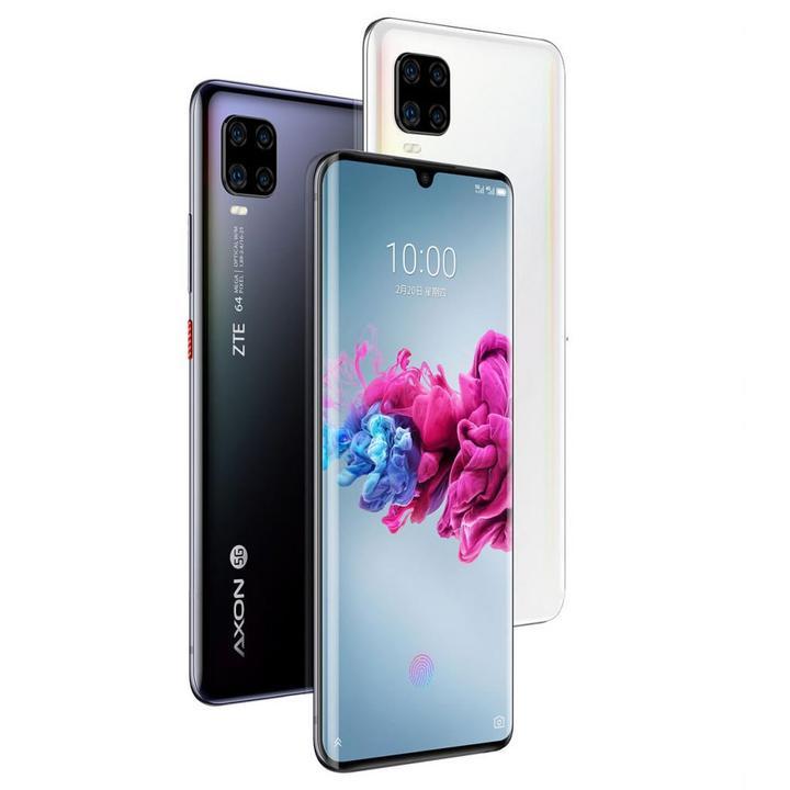 5G özellikli en hafif telefon tanıtıldı: Karşınızda ZTE Axon 11 5G