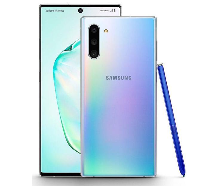 Samsung Galaxy Note 20, S20'den çok farklı olmayacak