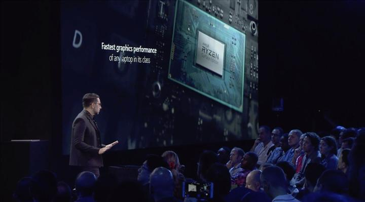 Yeni Surface dizüstüsünde de Ryzen işlemci kullanılabilir