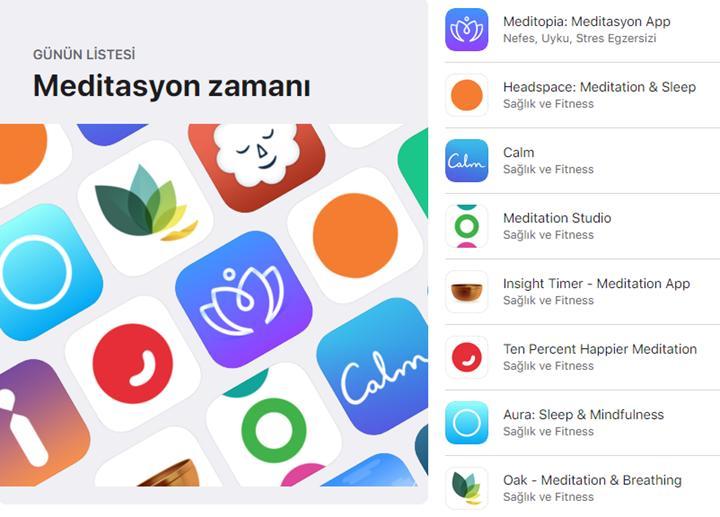 App Store'dan evden çıkmayanlar için Türkiye'ye özel uygulama önerileri