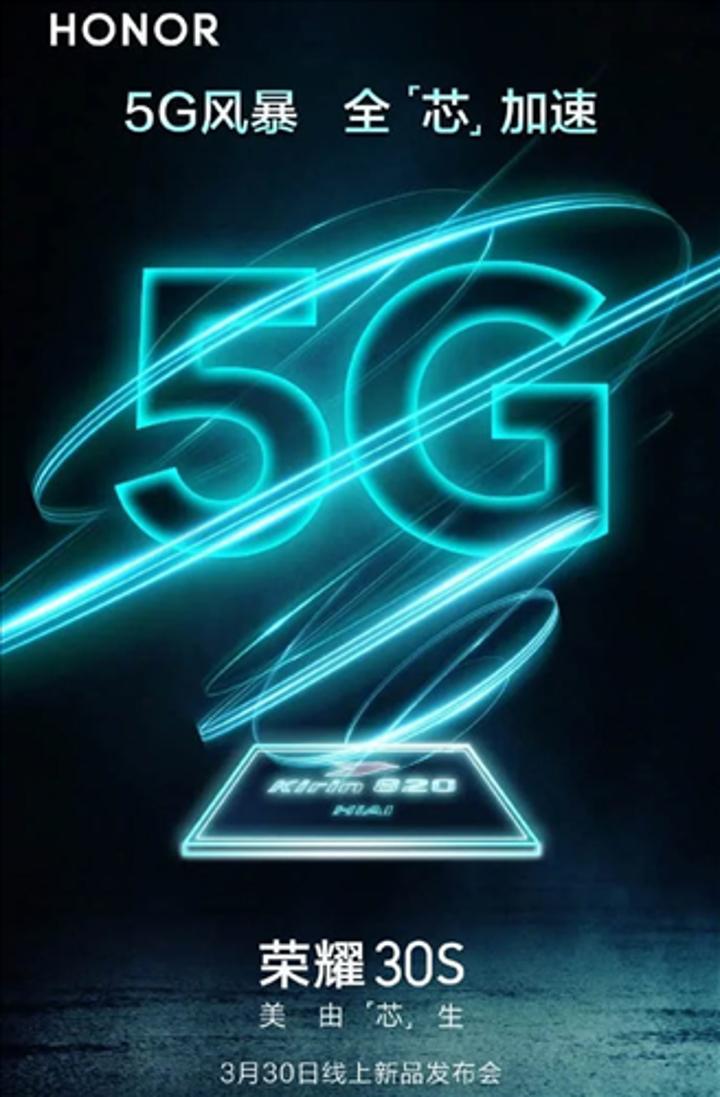 Huawei, Kirin 820 5G yonga setini tanıtacağı tarihi açıkladı