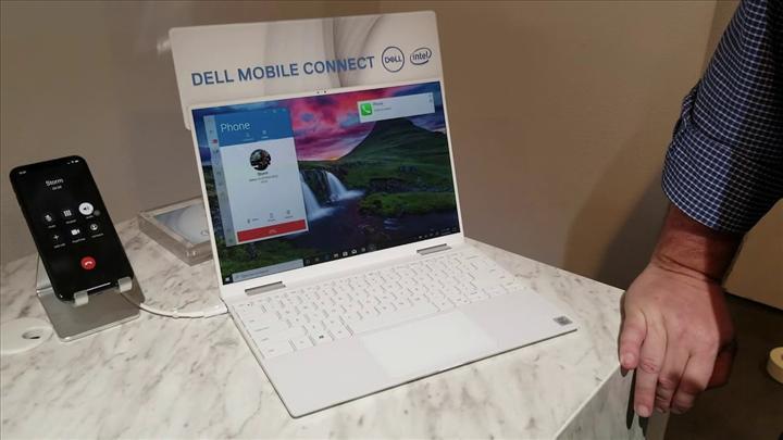 Dell Mobile Connect ile iPhone-PC arasında fotoğraf transferi artık mümkün