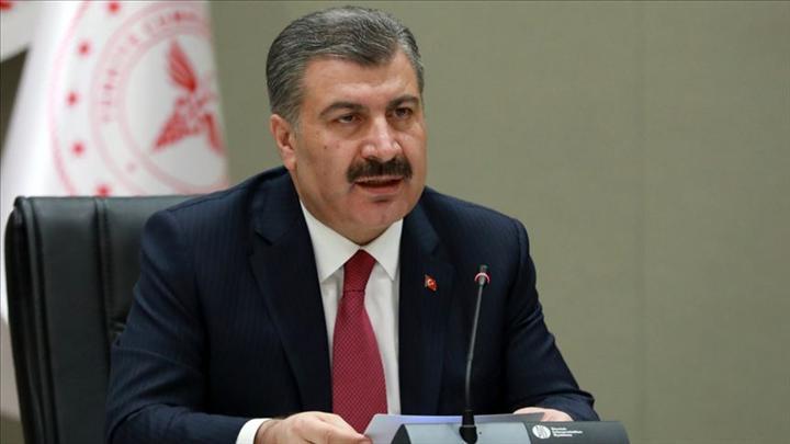 Sağlık Bakanı Koca: 'Koronavirüs aşısı için harekete geçildi'
