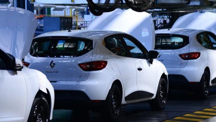 Oyak Renault da üretime koronavirüs arası veriyor