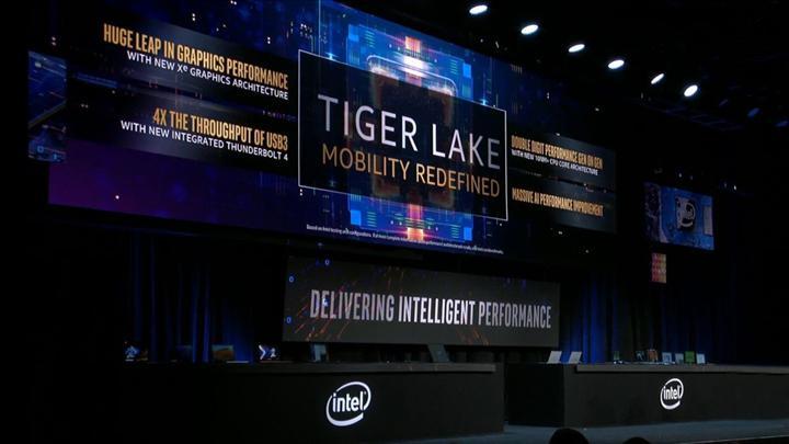 Entegre Xe GPU'su en hızlı entegre Vega yongasından hızlı