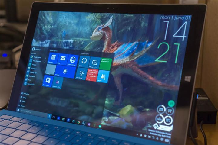 Microsoft, Windows 10'un güvenlik dışı güncelleştirmelerini durduruyor