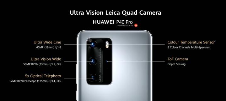 huawei p40 pro özellikleri ve fiyatı