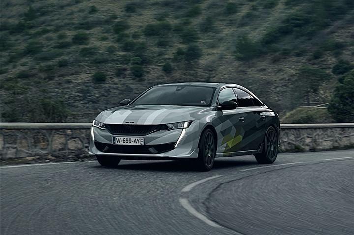 Peugeot 508 Sport Engineered modelinden yeni fotoğraflar geldi [Galeri]