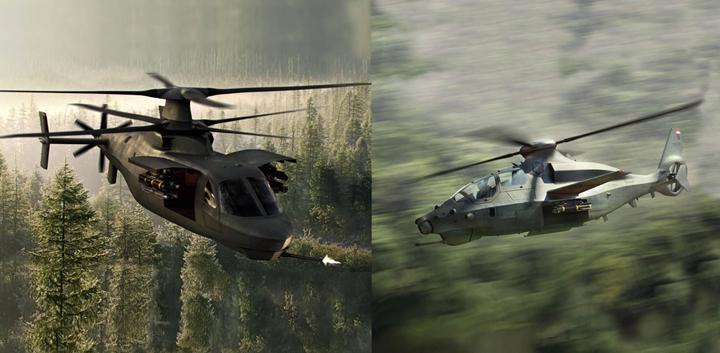 ABD'nin gelecek nesil saldırı helikopteri programı FARA ihalesini kazanan şirketler belli oldu