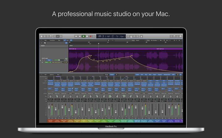 Apple Final Cut Pro X ve Logic Pro X için 90 gün ücretsiz deneme
