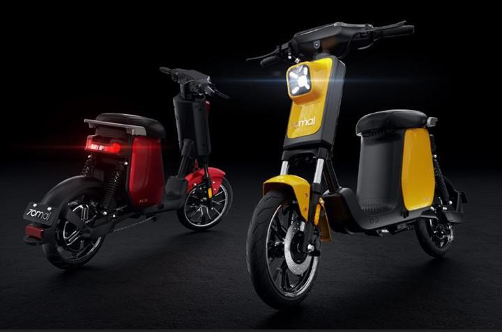 Xiaomi'den iki yeni elektrikli moped: A1 ve A1 Pro