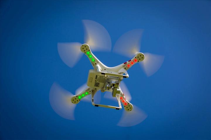 Koronavirüs tespiti Drone ile yapılacak
