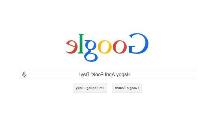 Google bu sene 1 Nisan şakası yapmayacak