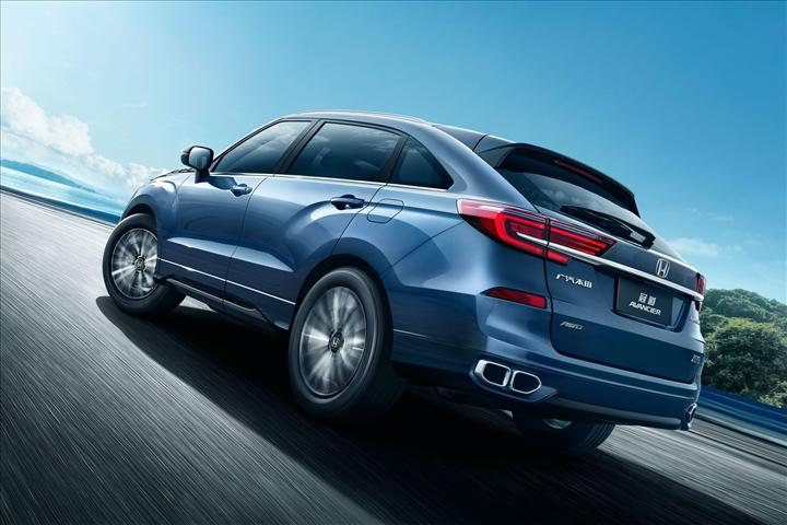 Honda, Çin'deki en lüks SUV modeli Avancier'ı makyajladı