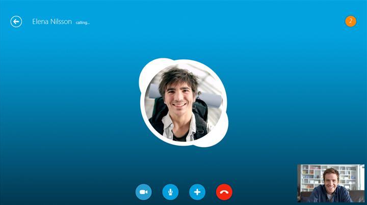 Koronavirüs salgını sonrasında Skype kullanımı tavan yaptı