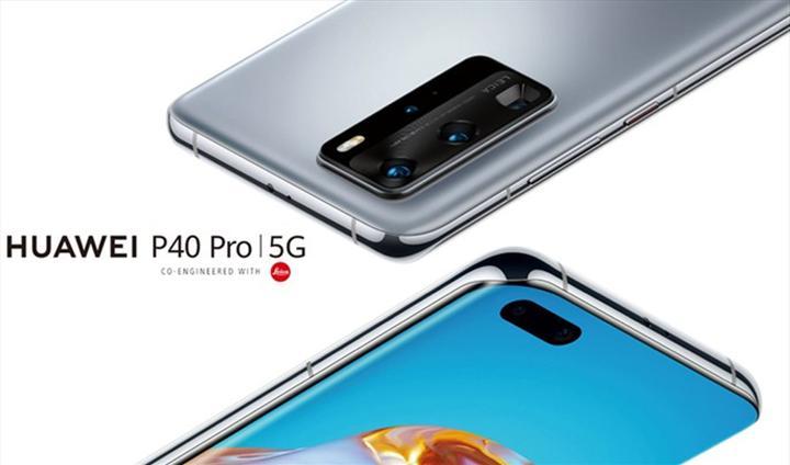 Huawei P40 Pro, 80 bin ön sipariş rakamına ulaştı
