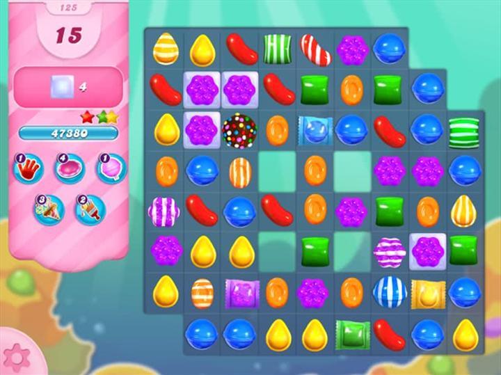 5 Nisan'a kadar Candy Crush serisinde herkese ücretsiz sınırsız can