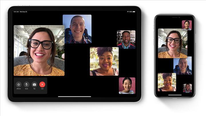 En son iOS güncellemesi, eski iPhone ve iPad'lerde Facetime problemi yaratıyor