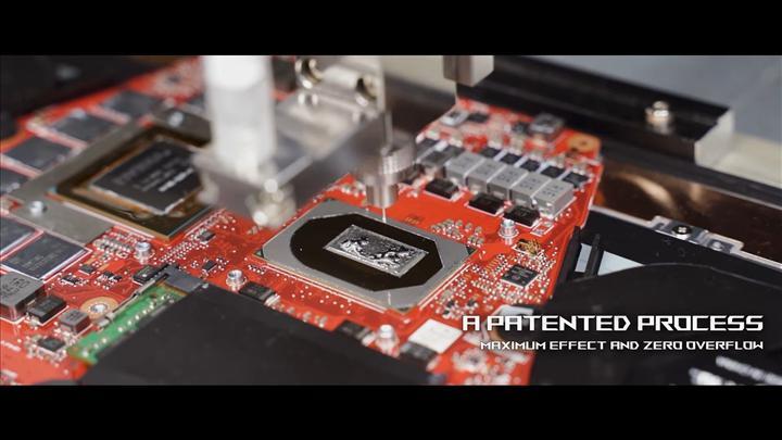 ASUS'un 10. nesil mobil Intel işlemciler için çözümü: ROG dizüstülerde sıvı metal uygulanacak
