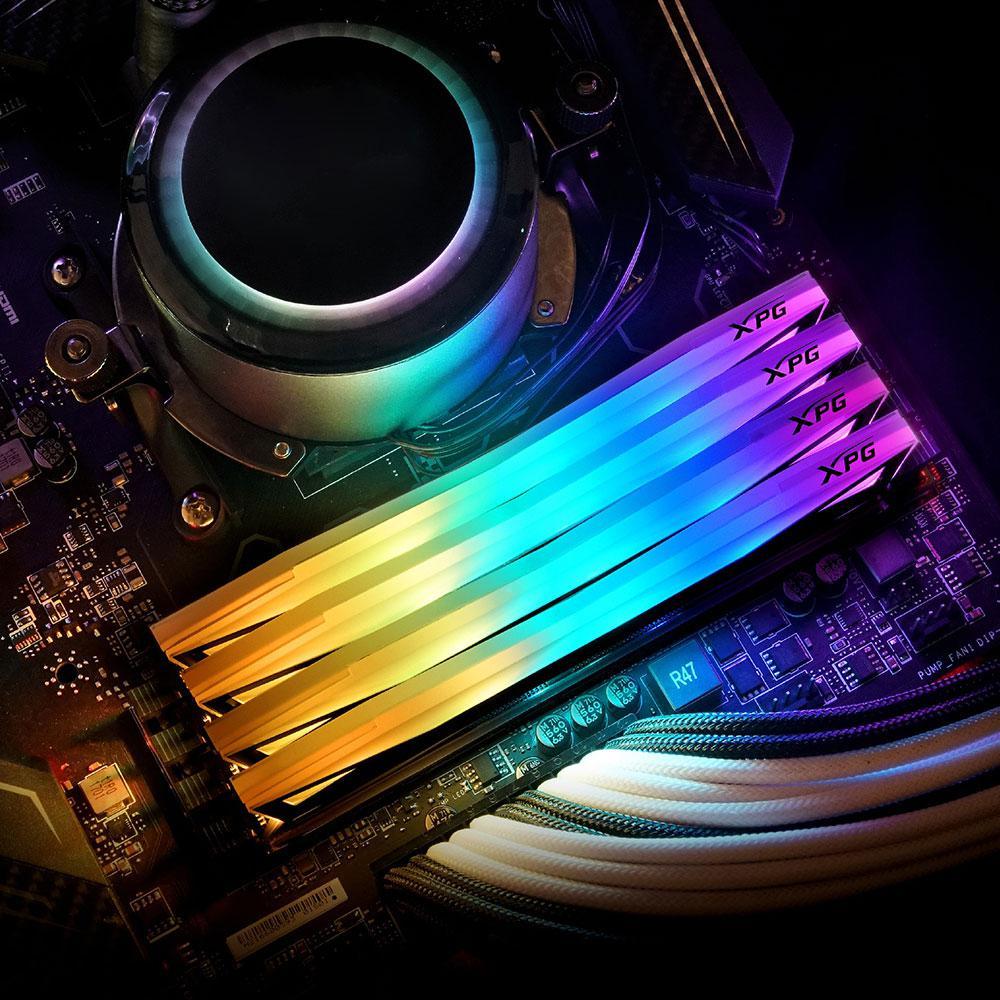 ADATA XPG Spectrix D60G bellekleri Red dot dizayn ödülünü kazandı