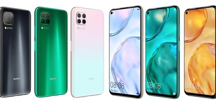 Huawei nova 7 ailesinin üç yeni üyesi 23 Nisan'da tanıtılabilir