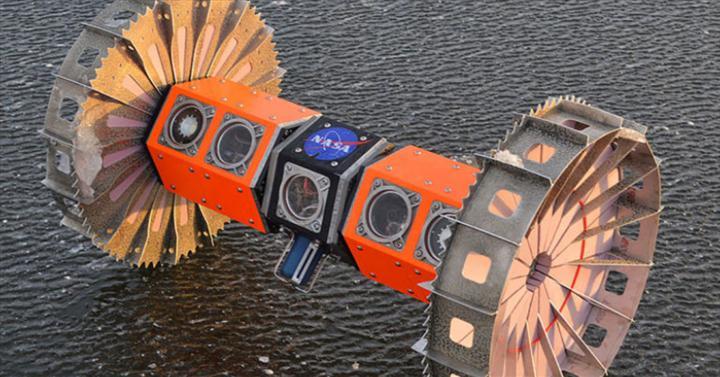 NASA BRUIE adlı robotu Europa'ya göndermeye hazırlanıyor