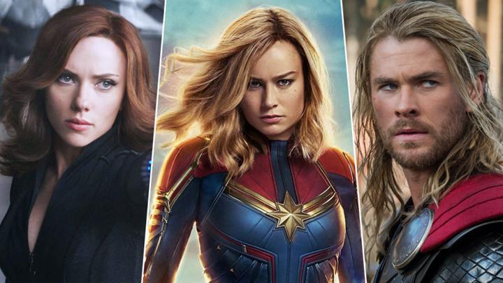 Marvel filmlerinin yeni vizyon tarihleri açıklandı: Thor 4, Doctor Strange 2, Black Widow...