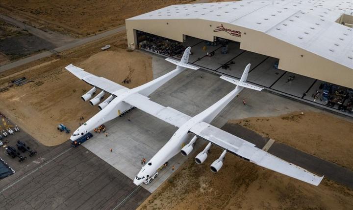 Stratolaunch, geliştirdiği teknolojileri hipersonik uçuş testleri için kullanacak