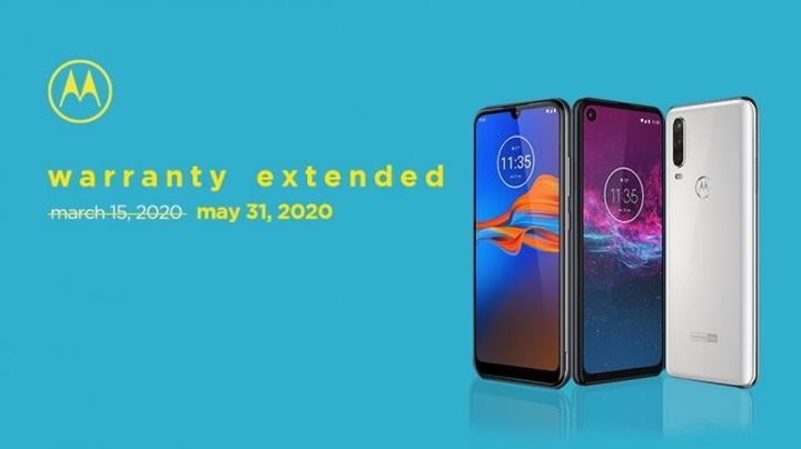 Lenovo ve Motorola salgın sürecinde garantisi sona eren cihazların garanti sürelerini uzattı