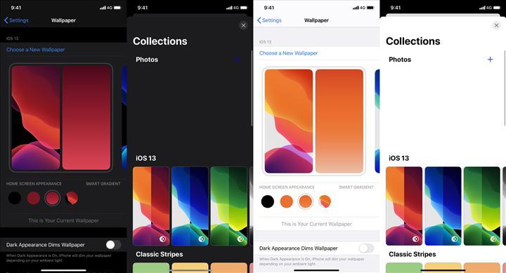 Apple, iOS 14 ile birlikte ana ekran Widget'larını kullanıma sunabilir