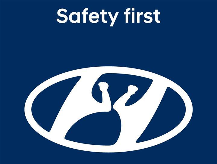 Hyundai koronavirüs nedeniyle logosunu güncelledi