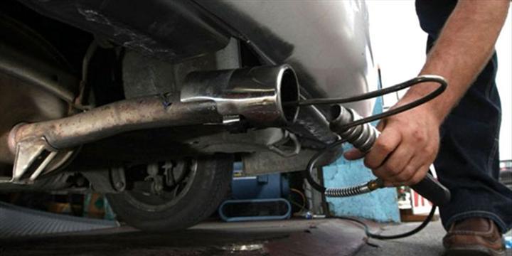 Araçların egzoz gazı emisyon ölçümü süresi ertelendi