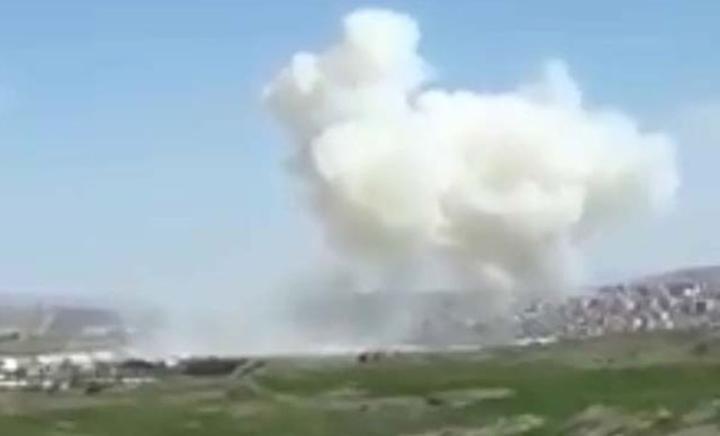 Ankara'daki Roketsan Fabrikası'nda patlama meydana geldi