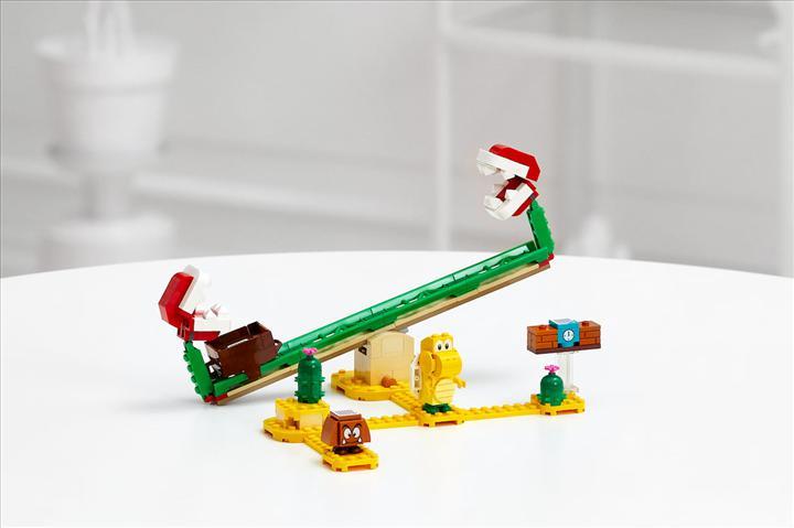 LEGO Super Mario setlerinin tarihi ve çıkış fiyatı belli oldu