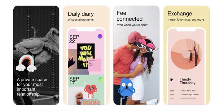Facebook'tan çiftler için uzakları yakın eden eden uygulama: Tuned