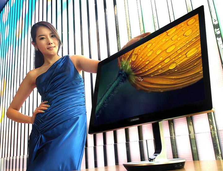 Samsung, televizyonlarında Sharp'ın LCD panellerini kullanacak