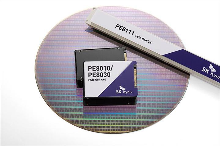 SK Hynix, 6500 MB/s'ye ulaşabilen PE8000 sürücülerini duyurdu