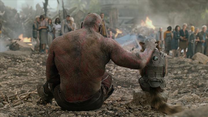 Guardians of the Galaxy 3'ten ilk resmi bilgiler geldi