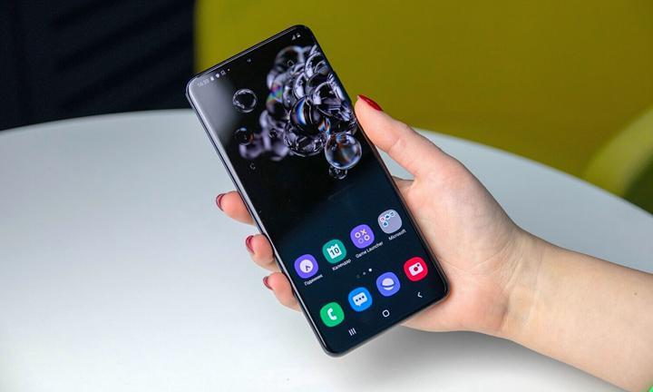 Samsung Galaxy S20 serisinin en çok satan modeli