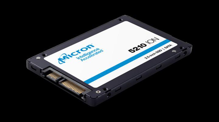 Micron QLC tabanlı sunucu sınıfı 5210 ION SSD'lerinin hacimli üretimine geçti