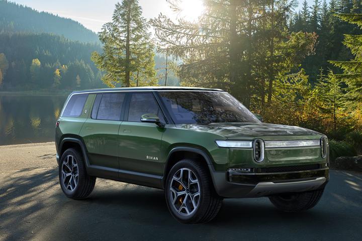 Rivian, elektrikli pickup ve SUV modellerinin üretimini erteledi