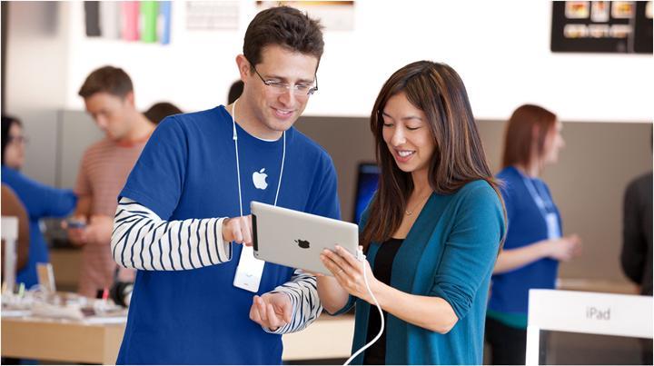 Kapıda servis hizmetiyle Apple kullanıcıları evden çıkmayacak