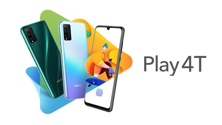 Honor Play 4T ve Play 4T Pro resmen tanıtıldı